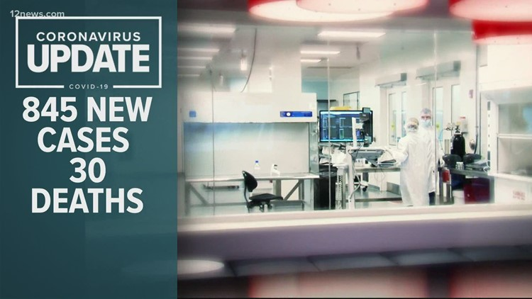 Coronavirus in Arizona update for April 16