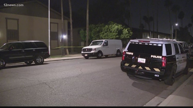4-year-old dies after shooting incident in Tempe, police say