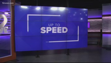 Get 'Up to Speed' on Thursday afternoon
