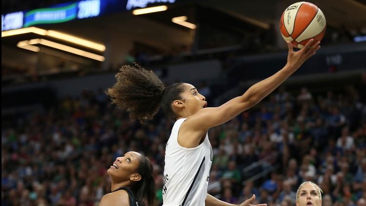 Phoenix Mercury trade for WNBA All-Star Skylar Diggins-Smith