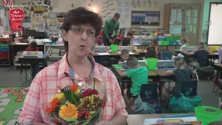 A+ Teacher of the Week: This Queen Creek teacher is shaping the future