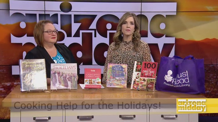 'Tis the Season for Holiday Books at the Phoenix Public Library
