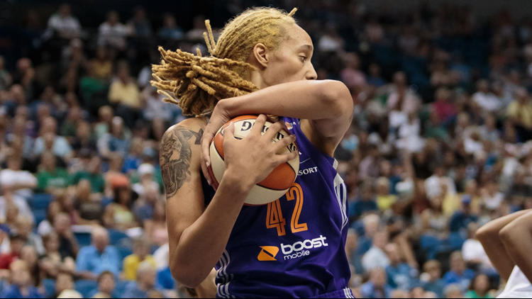 Mercury star Brittney Griner suspended for 3 games following fight with Dallas Wings players