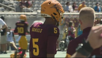 ASU Quarterback returns home against UCLA