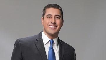 Cameron Cox - Sports reporter