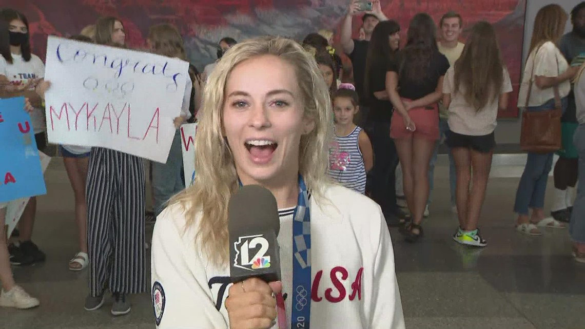 MyKayla Skinner knows who has the best coverage of the Tokyo Olympics!