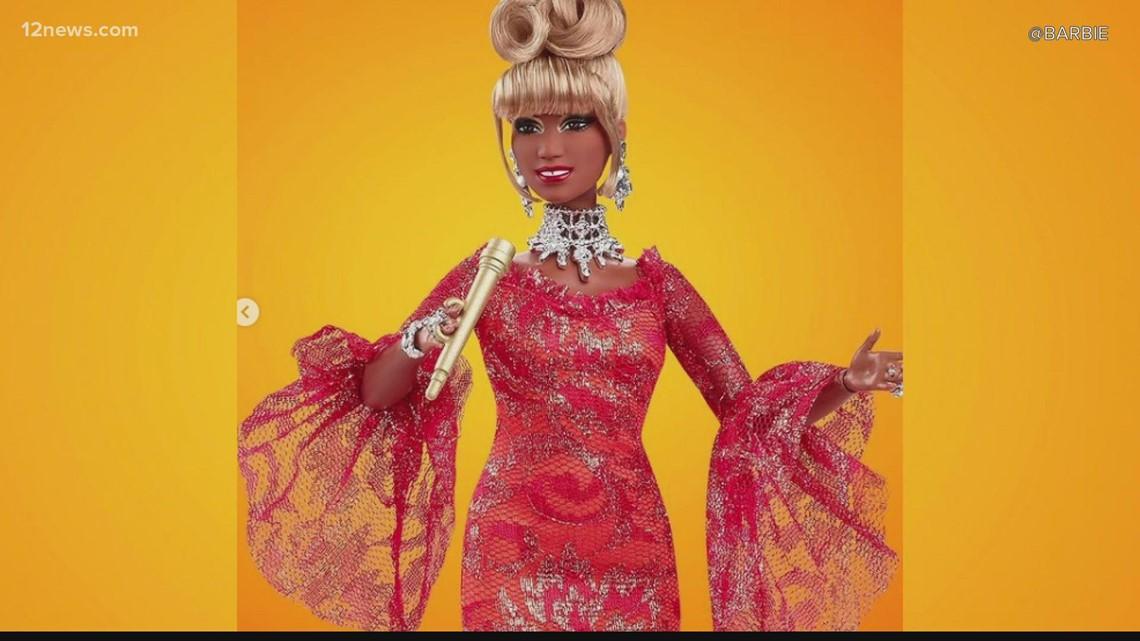 Barbie introduces Celia Cruz doll during Hispanic Heritage Month