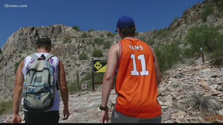 Hikers continue to brave heat despite recorded dangers