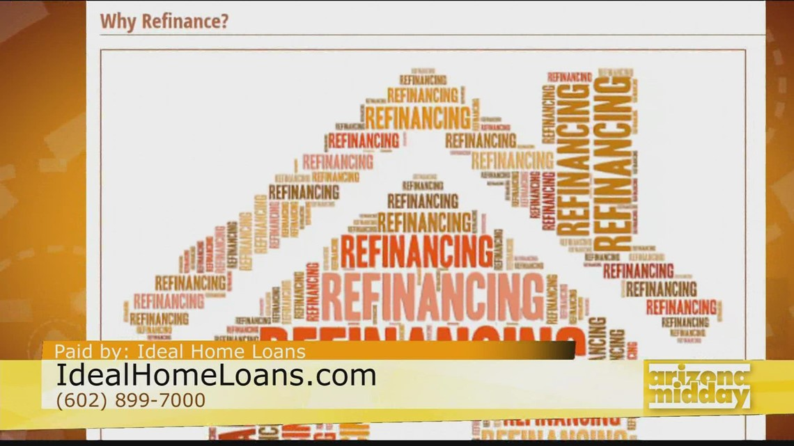 Refinance & Improve Your Finances with Ideal Home Loans