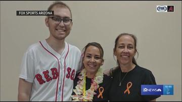 Now cancer-free, Collin Demas makes Horizon baseball team, named captain