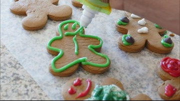 Holiday Recipes: Paul Gerke shares mom's gingerbread cookie recipe
