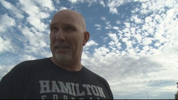 Former Hamilton High School football coach Steve Belles could be hired at different Valley school