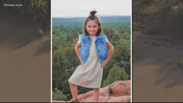 Search for 6-year-old girl swept away in creek at Tonto Basin now a recovery effort