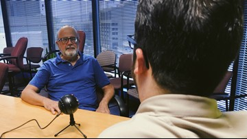 The Disabled List: Hiker Art Huseonica talks about conquering the Arizona Trail