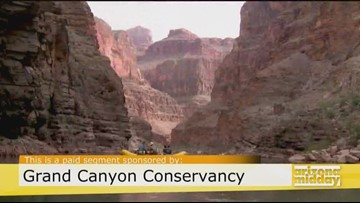 Help the Canyon with the Grand Canyon Conservancy