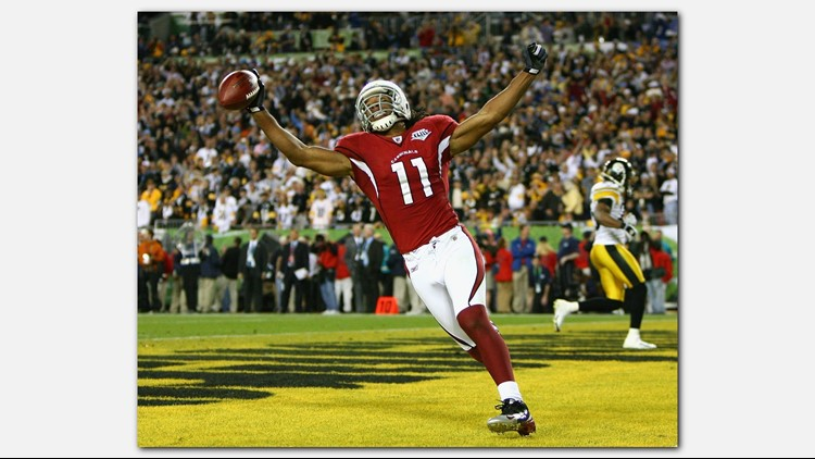 Here are 3 of our favorite memories from Larry Fitzgerald's first 15 years