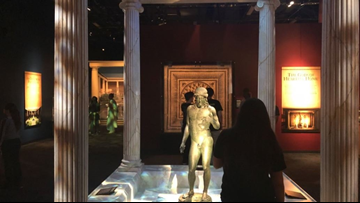 This is your last chance to visit Pompeii: The Exhibition in Phoenix