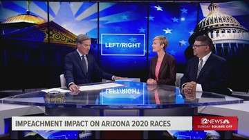 Impeachment inquiry's impact on Arizona's 2020 races
