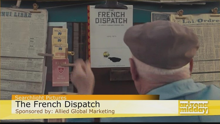 French Desserts to go with Wes Anderson's Newest Film: The French Dispatch