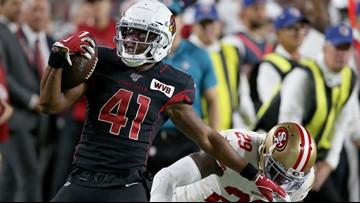 Arizona Cardinals place transition tag on RB Kenyan Drake