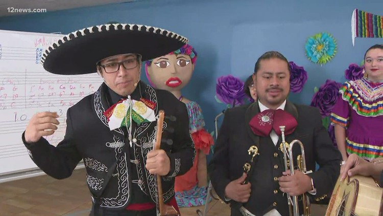 Local valley music school educating new musicians on the history and practice of mariachi