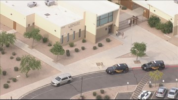 Threats against Litchfield Park middle school appear to be a hoax, sheriff's office says