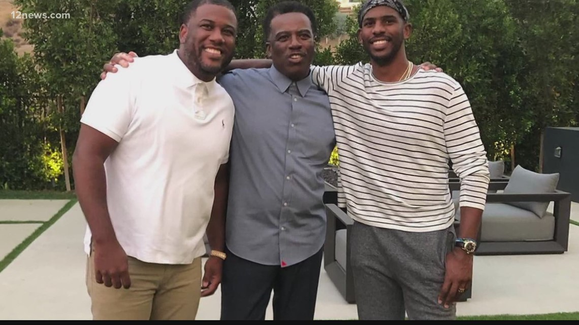 Chris Paul's dad speaks out on star point guard's work ethic