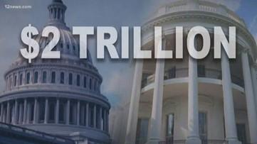 Senators McSally and Sinema say $2 trillion stimulus package will help Arizona
