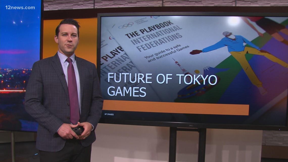 How should Olympics officials handle safety at the Tokyo games?