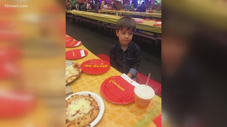 Six Year Old Tucson Boy Heartbroken When No One Shows Up To His Birthday Party