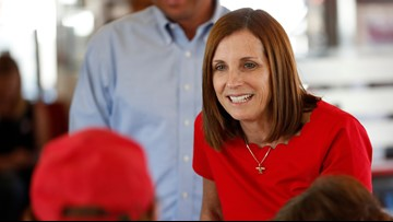 McSally says she spoke to Trump about McCain comments