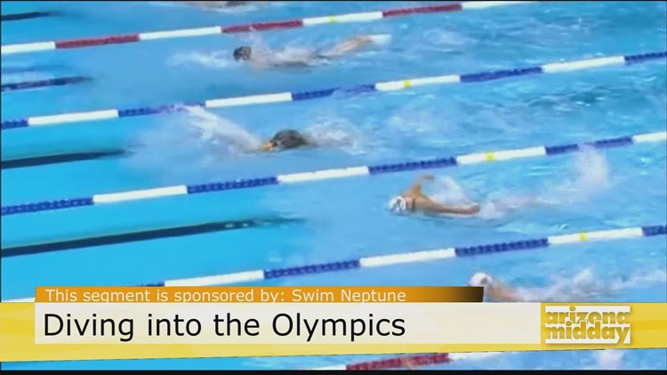 Diving into the Olympics with Swim Neptune