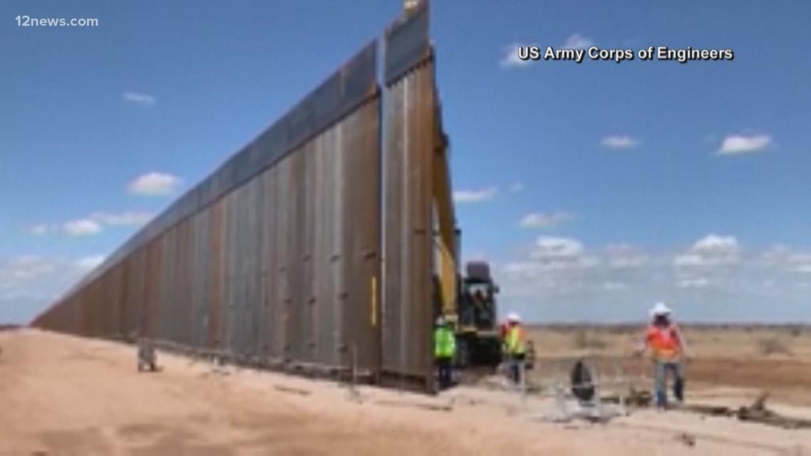 VERIFY: Did Trump build 400 miles of border wall?