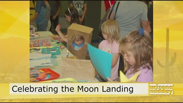 Celebrate the Moon Landing at the Mesa Public Library