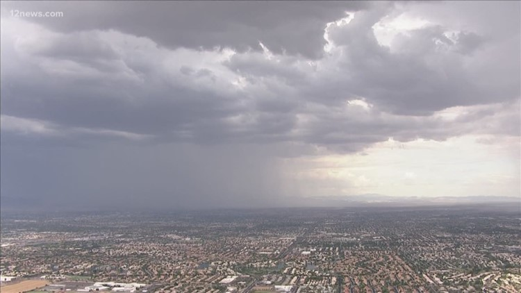 Phoenix marks 6th-driest monsoon since 1896