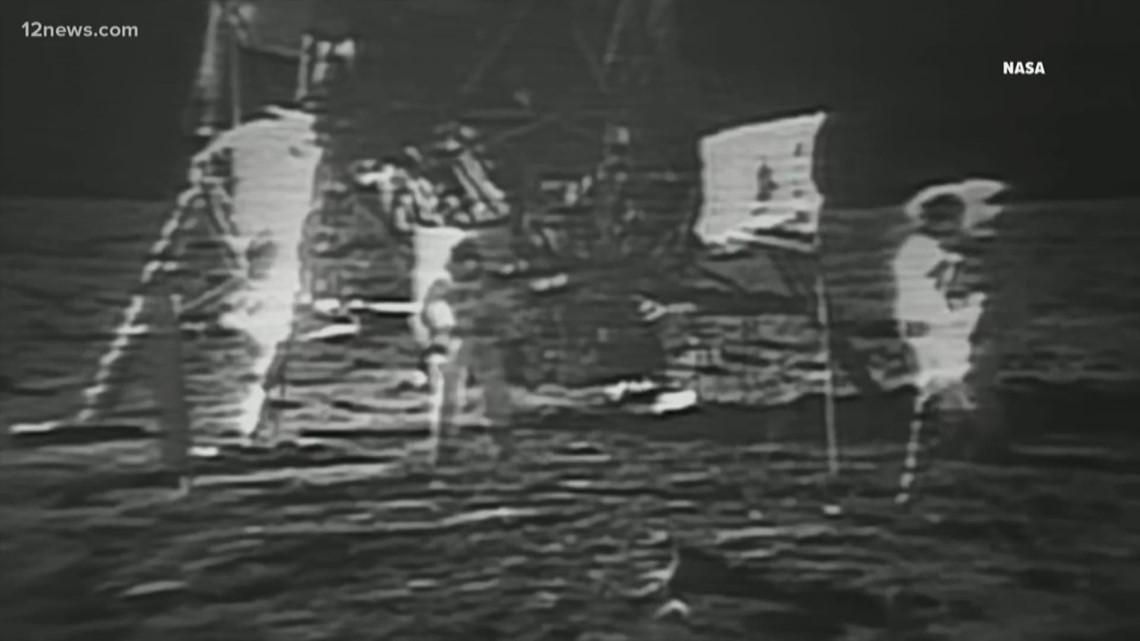 Flagstaff's connection to Apollo 11