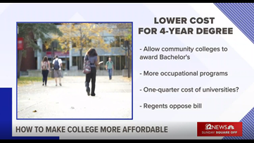 Arizona students could get 4-year degree at lower cost