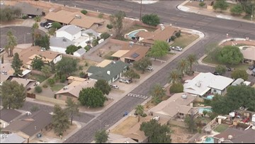 Man tried to kidnap 11-year-old girl, Phoenix police say