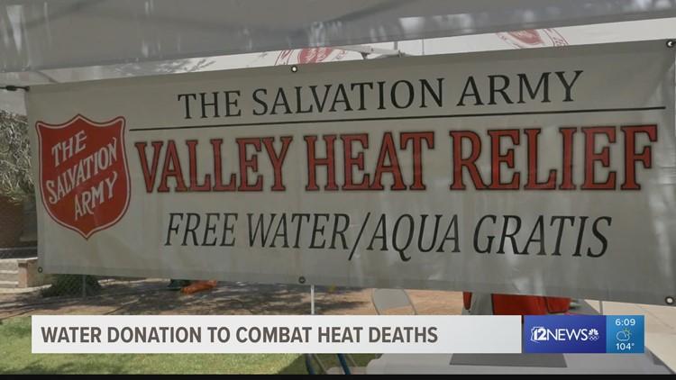 Alerta de calor excesivo: Cierran populares senderos para caminatas, abren estaciones para ayuda debido al calor