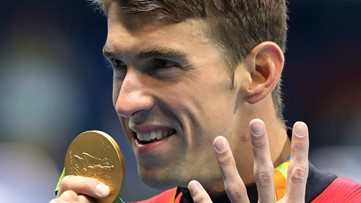 With Tokyo Olympics on hold, Michael Phelps worries about athletes' mental health
