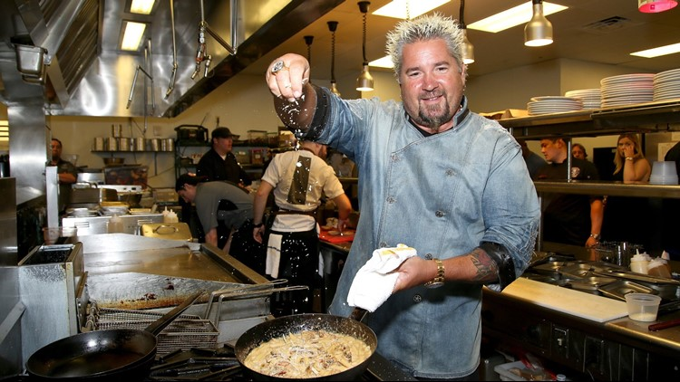 Guy Fieri bringing Flavortown 'ghost kitchens' to the Valley