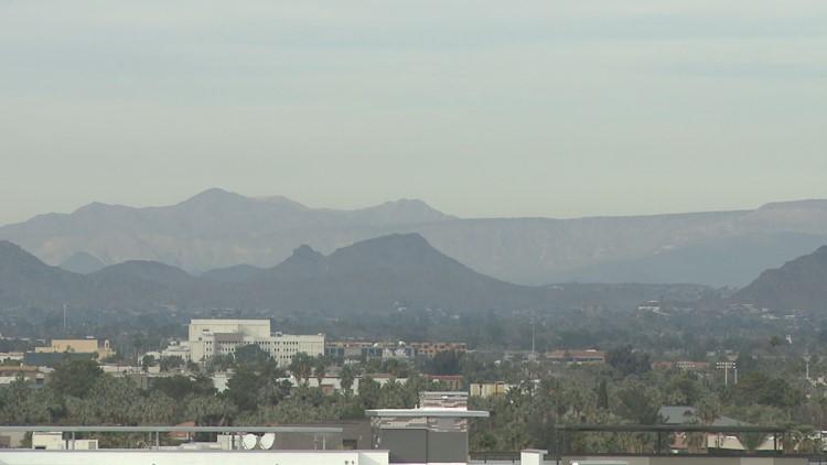 Poor Air Quality in Phoenix