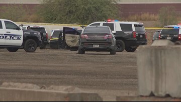 Suspect dead after Mesa Police officer-involved shooting