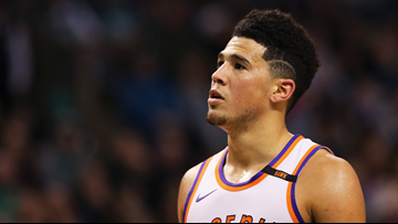 Suns star Devin Booker undergoes surgery, out 6 weeks