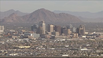 At-home orders helping Arizona air quality as speeds increase on freeways