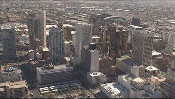 Phoenix has some of the worst air quality in US, report finds