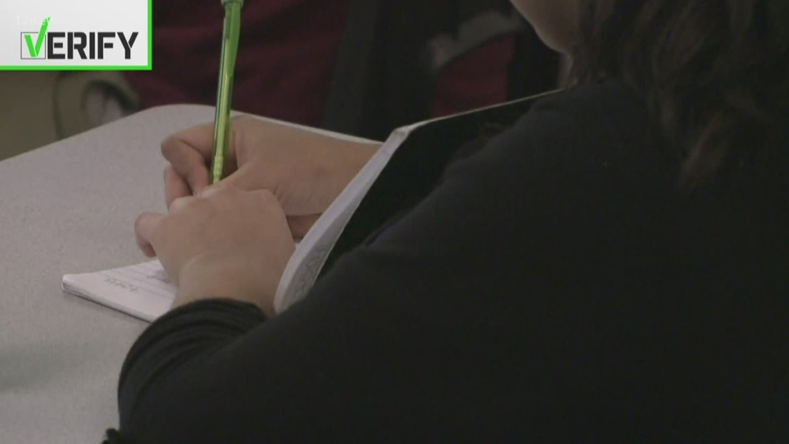 Survey: 21% of K-12 teacher positions in Arizona considered 'vacant'
