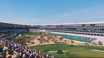 Here's who will be playing at the 2019 Phoenix Open Pro-Am