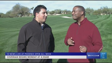12 Sports Golf Show: The bloopers