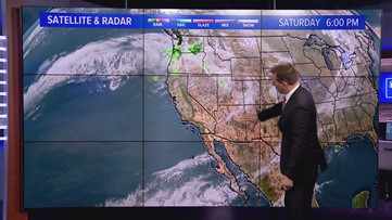 Saturday Evening Forecast 02-15-20